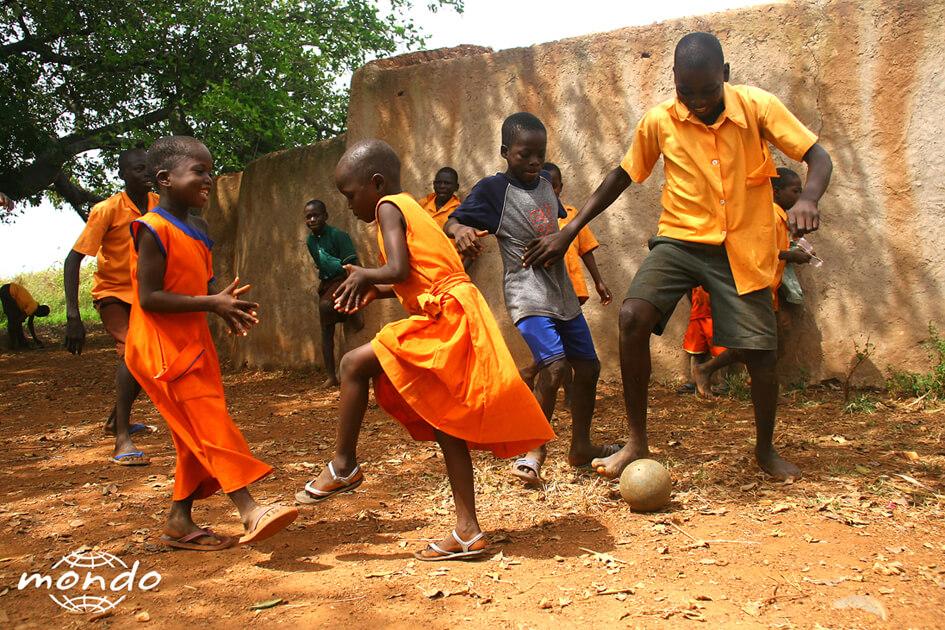 Ghana Irita Raismaa