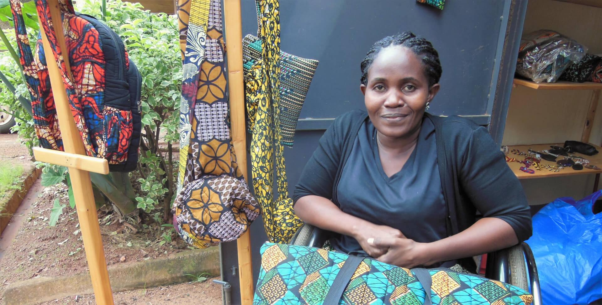 Night Nalwoga Mondo Kampala Disabled Initiatives mondo ghana