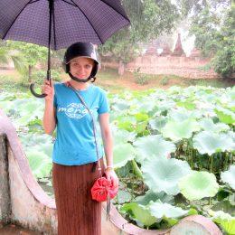 Viktoria Rudenko Birma Mondo