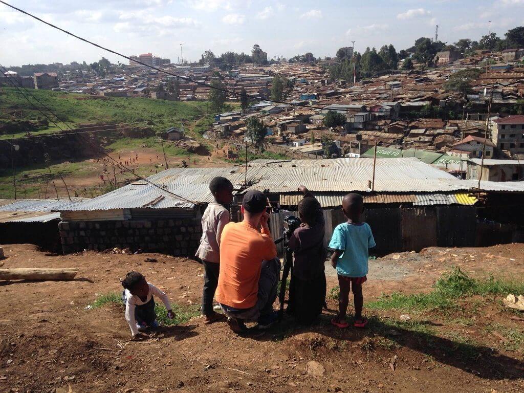 Südametunnistus mobiilis Keenia ETV Mondo