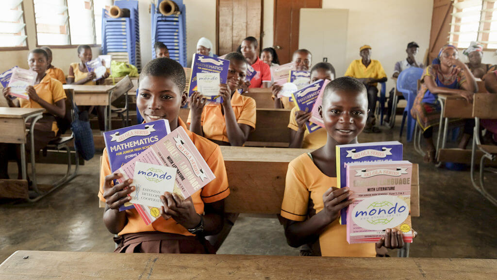 Nabdam Girls Model School Ghana Mondo