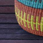 Pottkorv MENA detail Pot basket MENA detail Mondo