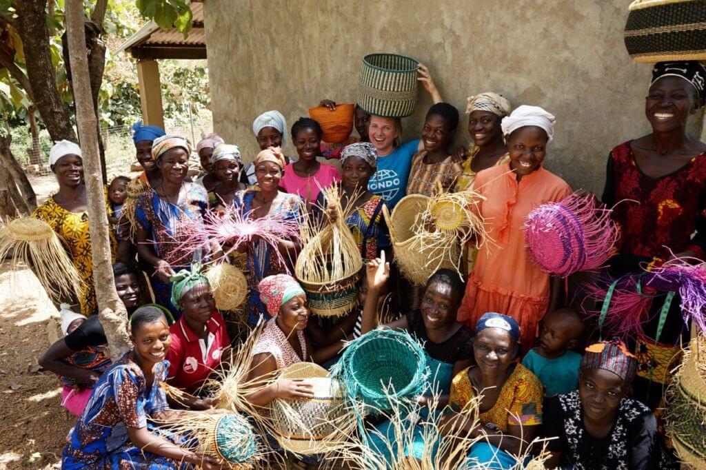 Ghana korvipunujad