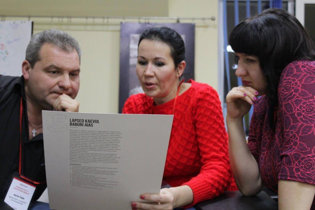 Õpetajakoolitus Ukrainas