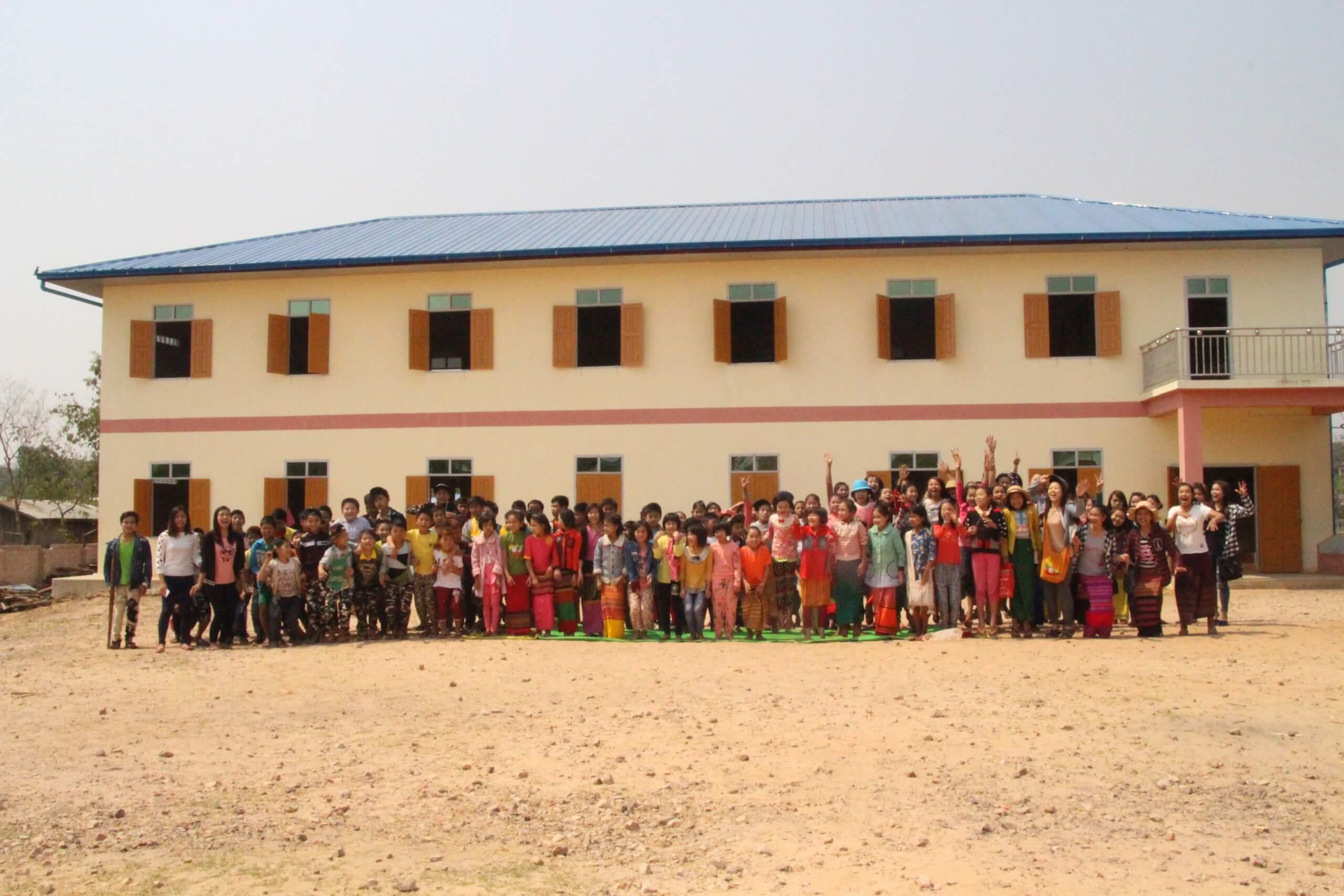 Birmablogi uus õpilaskodu Mondo