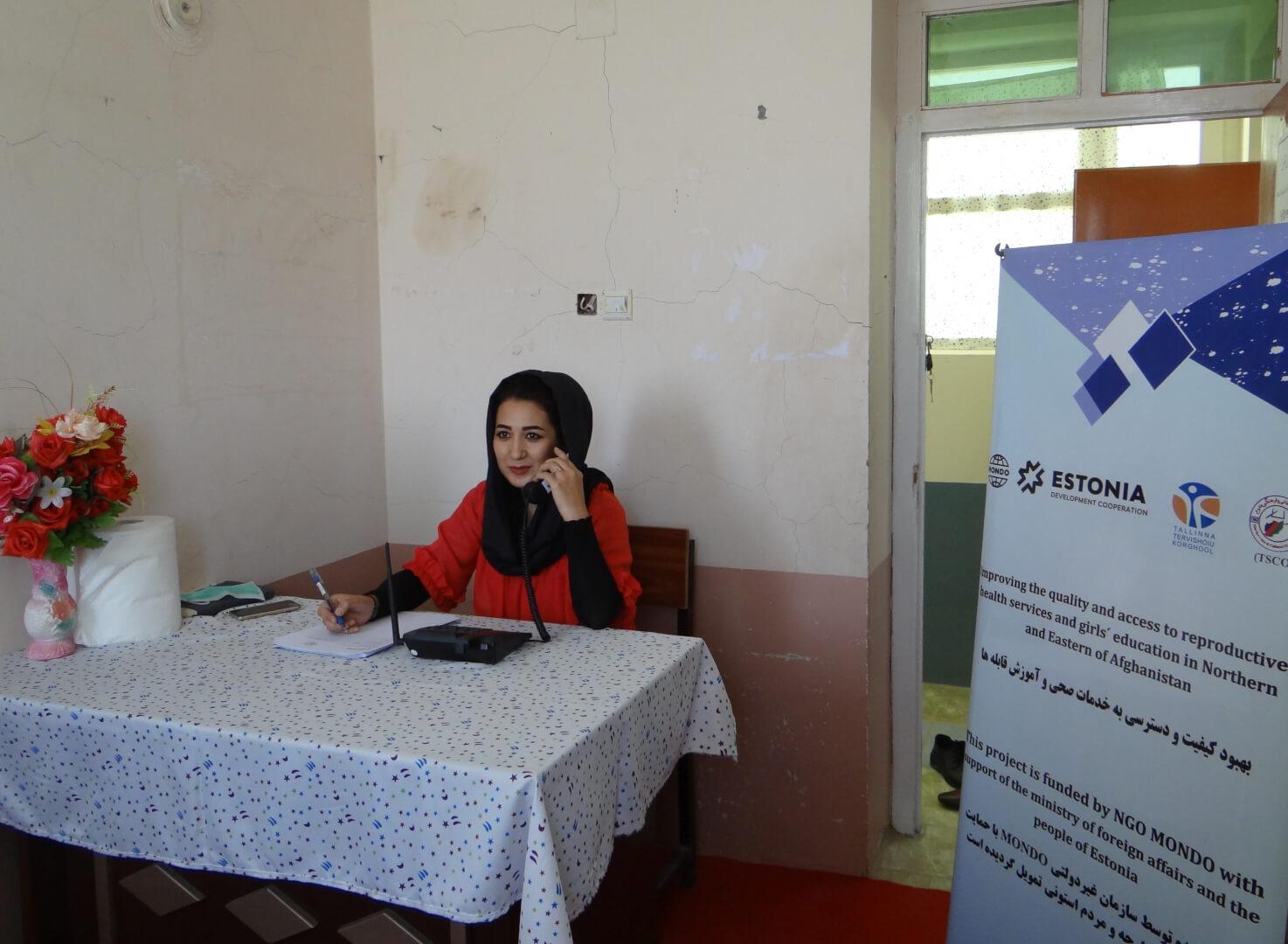 Naiste Nõuandeliin Afganistanis Mondo