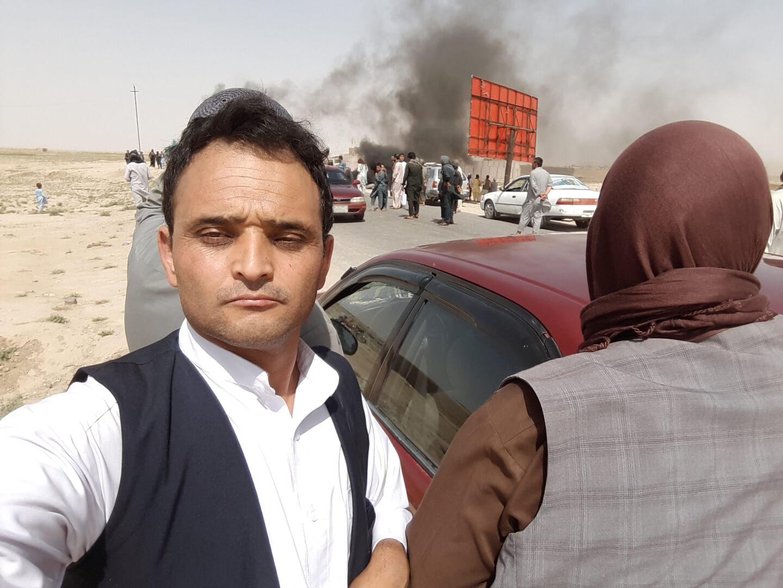 Ali Afzali Balkhi maantee Mondo