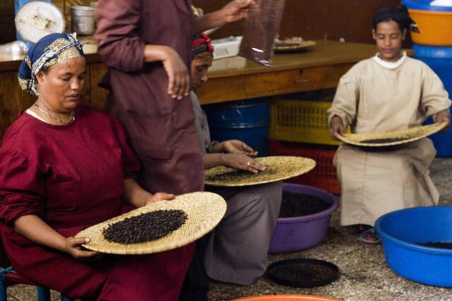 Etioopia naisettevõtjad Mondo vastutustundlik tarbimine